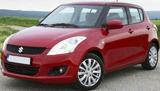 SUZUKI SWIFT 2011-