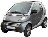 MERCEDES SMART FOR TWO 1998>2007